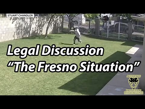 [Legal Discussion] The Fresno Situation