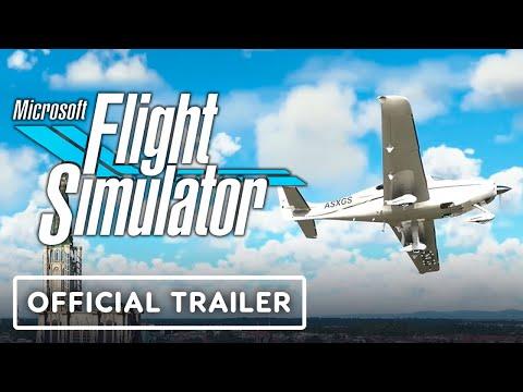 Microsoft Flight Simulator - Official World Update IV Trailer