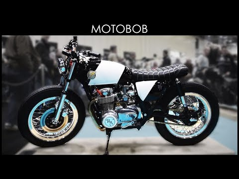 8 Of The Best Custom Motorcycles @ MCN London Motorcycle Show