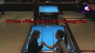 ACD 2018 Vivian Villarreal vs Ga Young Kim