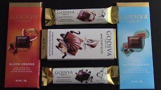 Godiva Chocolate review