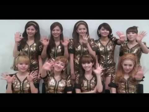 Girls' Generation(소녀시대)_2011학년도 수능 응원 메세지