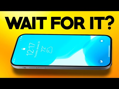 iPhone 13: Wait for it?