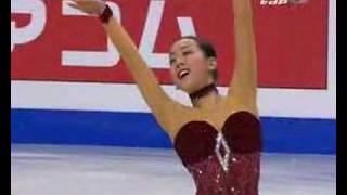 Mao Asada 2008 Worlds FS