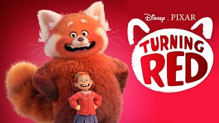 Disney Pixar TURNING RED - First Look (2022)