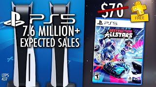 PS5 Exclusive Delayed For PS Plus. PS5 Expected To Outsell PS4's First Few Months. - [LTPS #437]