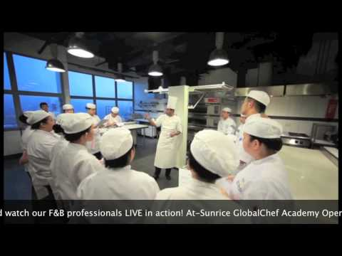 At-Sunrice GlobalChef Academy 17th Oct 2014 Open House