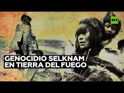 El genocidio de los selknam en la Tierra del Fuego
