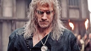 THE WITCHER Bande Annonce (Netflix 2019) Henry Cavill
