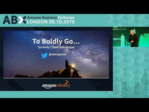 amazon.co.uk & Amazon Promo Codes video: ABX - Session 3 - To Boldly go