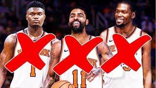Rebuilding The 2K20 New York Knicks in NBA 2K19