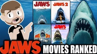 All 4 Jaws Movies Ranked Worst to Best