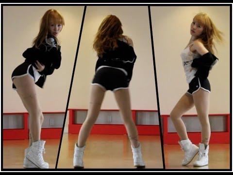 포미닛 (4MINUTE) - '오늘 뭐해 (Whatcha Doin' Today) KPOP dance cover by Seccciya