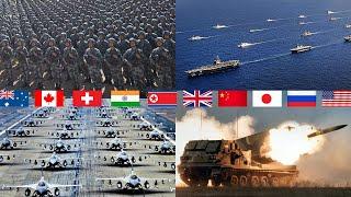 ⚠️ 10 Naciones IMPOSIBLES de Invadir ⚠️