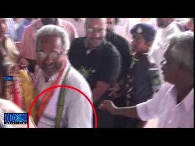 Swetha Menon Molestation Case: Police File Case against N Peethambara Kurup
