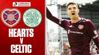 Hearts 1 - 0 Celtic | Stunning Lafferty Volley Seals Win Over Champions | Ladbrokes Premiership