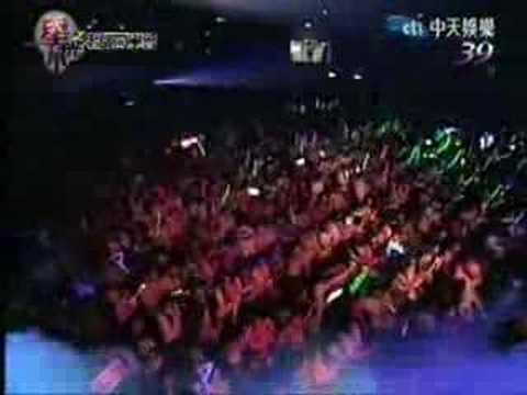 20071229星光幫之老師同學會楊宗緯鴿子