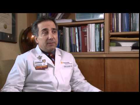 Dr. Carnovale discusses his approach for a robotic-assisted myomectomy
