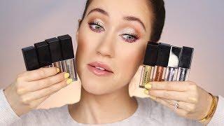 COVERGIRL Has New Glitter Eyeshadows?!