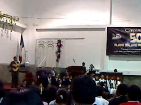 coro infantil de la iglesia bautista monte sion