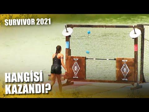 MELİS-ALEYNA YARIŞI | Survivor 2021