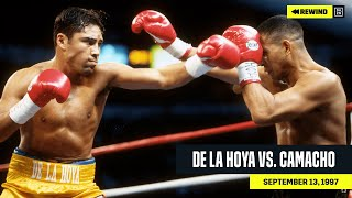 FULL FIGHT | Oscar De La Hoya vs. Hector Camacho (DAZN REWIND)