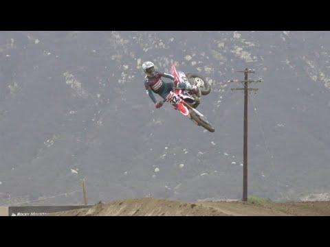 New Look for the Honda Boys | Pala Raceway | TransWorld Motocross