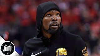 Knicks should still target Kevin Durant despite his Achilles injury - Scottie Pippen | The Jump