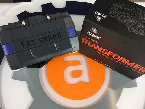 Your next FPV Goggles? | Fat Shark Transformers Review!