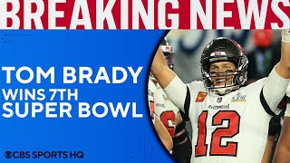 Tom Brady and Bucs win Super Bowl LV Recap and Analysis [WHAT HAPPENED TO MAHOMES] | CBS Sports HQ