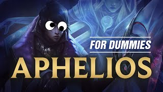 Aphelios Guide for Dummies by Mobalytics