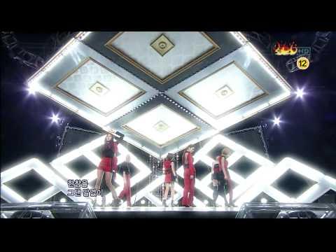 HD After School 애프터 스쿨 - Because of You 너때문에 ( Dec.06.09 )
