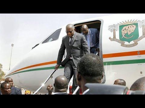 NTV NEWS : Laurent Gbagbo en route pour la cote d'ivoire ?