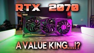 RTX 2070 vs GTX 1080 vs GTX 1070 - An RTX Card that Brings VALUE...!?