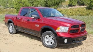 2014 RAM 1500 Pickup Truck Review by Ron Doron