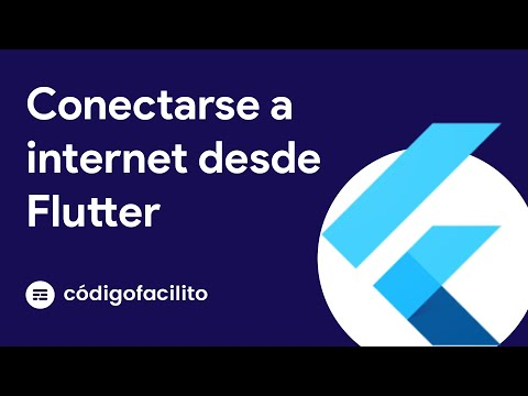 Librerías para trabajar con datos de internet en Flutter