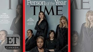 2017 Time Person Of The Year: The Silence Breakers