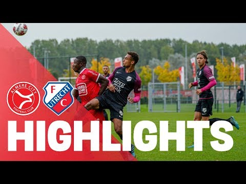 HIGHLIGHTS | Almere City FC - FC Utrecht