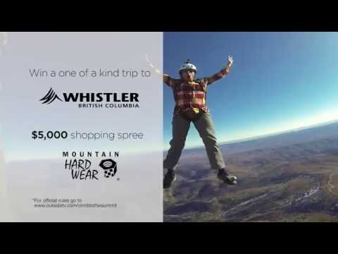 Outside TV & Coors Light present: Climb To The Summit contest