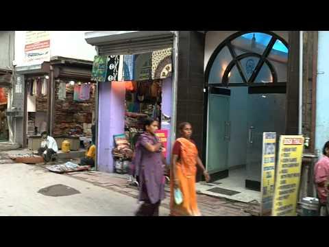 Walking in Paharganj, New Delhi