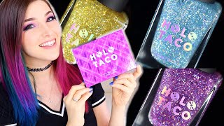 NEW Holo Taco Anniversary Nail Polish Collection! || KELLI MARISSA