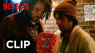 Wet Hot American Summer: Ten Years Later | Clip: Eric and Greg are Back in Action | Netflix