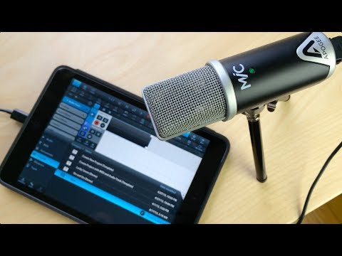 Apogee MiC Unboxing & Overview - Smashpipe Tech