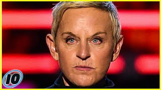 People Are Exposing Ellen Degeneres On Social Media