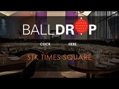 BallDrop.com Presents New Years Eve at STK Times Square - 212-201-0735