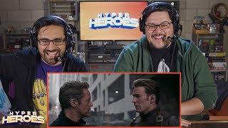 Marvel Studios' Avengers: Endgame | Special Look Reaction