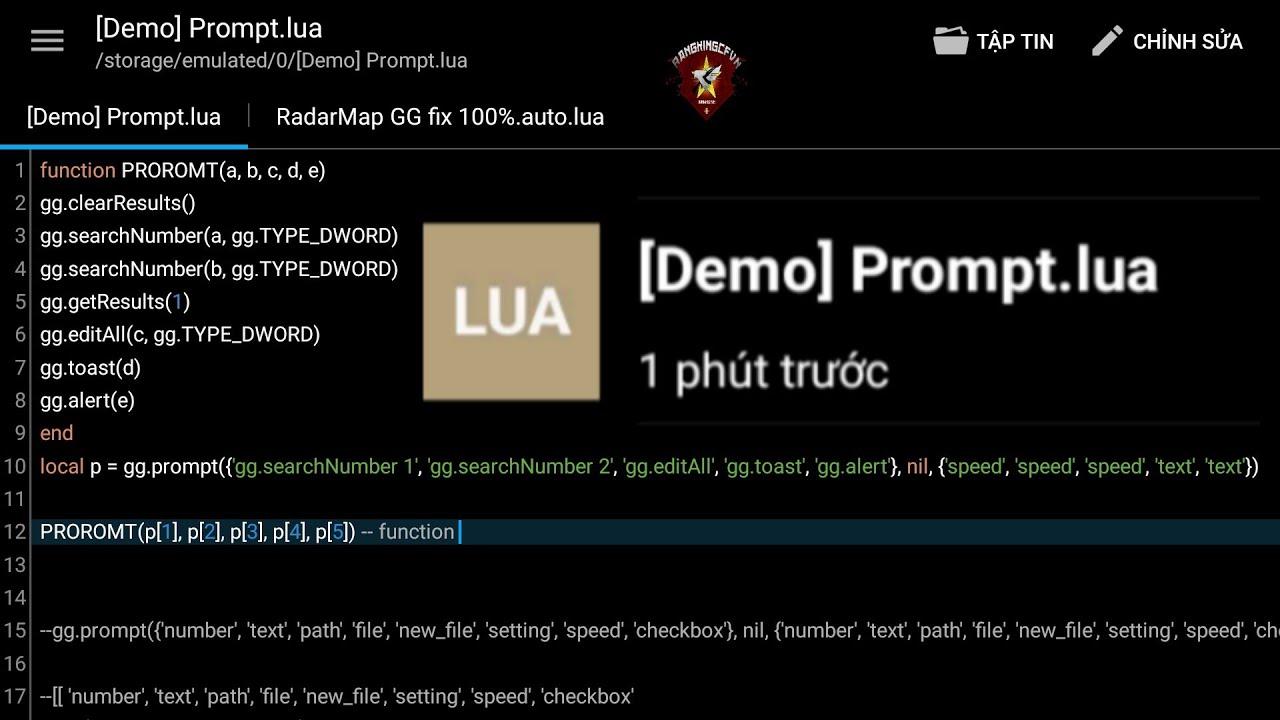 test-lua-script