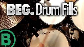 Beginner Drum Fills