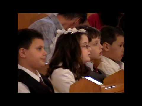 St. Mary's First Communion 5-1-11