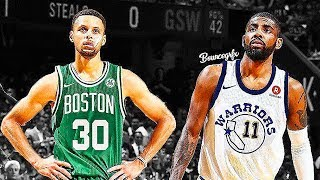 Stephen Curry and Kyrie Irving Switch Teams - Steph Curry Joins Celtics, Kyrie Irving Joins Warriors